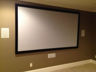120 inch with IN-Wall's