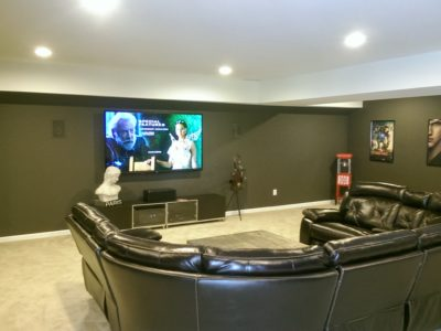 80 inch LED Theater