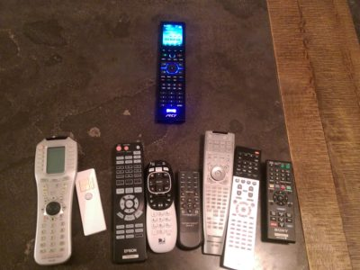 RTI One remote
